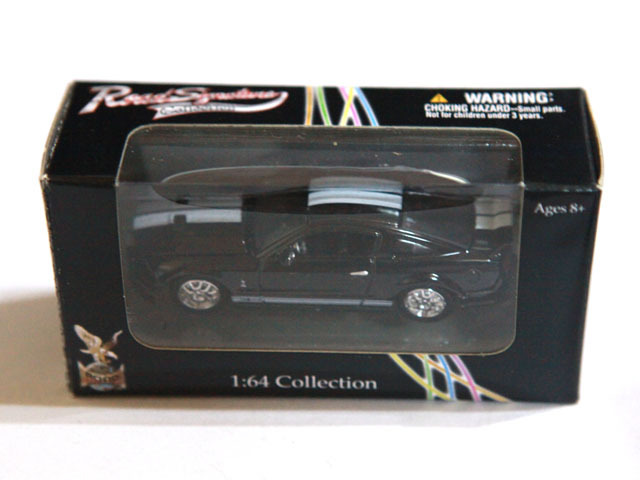 Diecast Cars 2007 Shelby GT 500 Yat Ming Road Signature 1:64 Collection(China (Mainland))