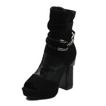 Мода на высоких каблуках сандалии женские летние туфли женщина(China (Mainland))