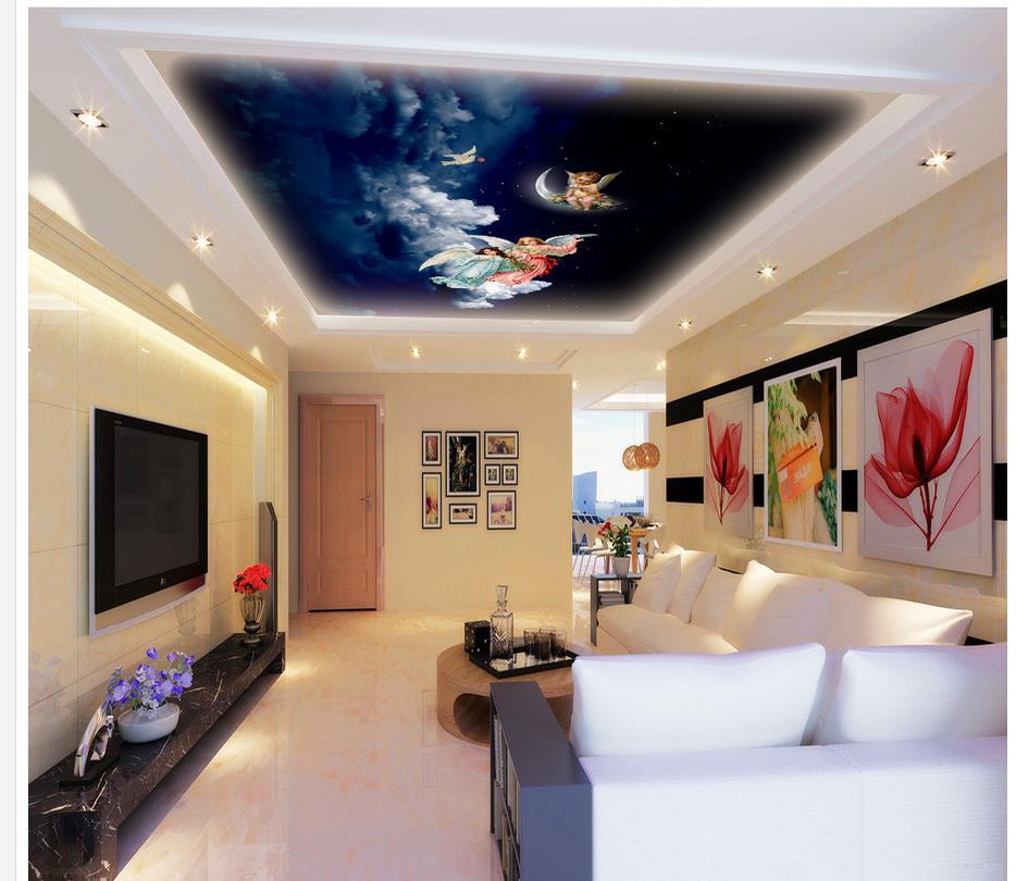 decke wandbilder wallpaper kaufen billigdecke wandbilder wallpaper partien aus china decke. Black Bedroom Furniture Sets. Home Design Ideas