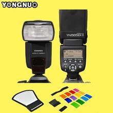 Yongnuo YN-565EX II вспышка TTL Speedlite для Canon 450D 500D 60d 550D 600D 1000D 1100D 580EX II для Nikon D70 D200 D700 D80 d300