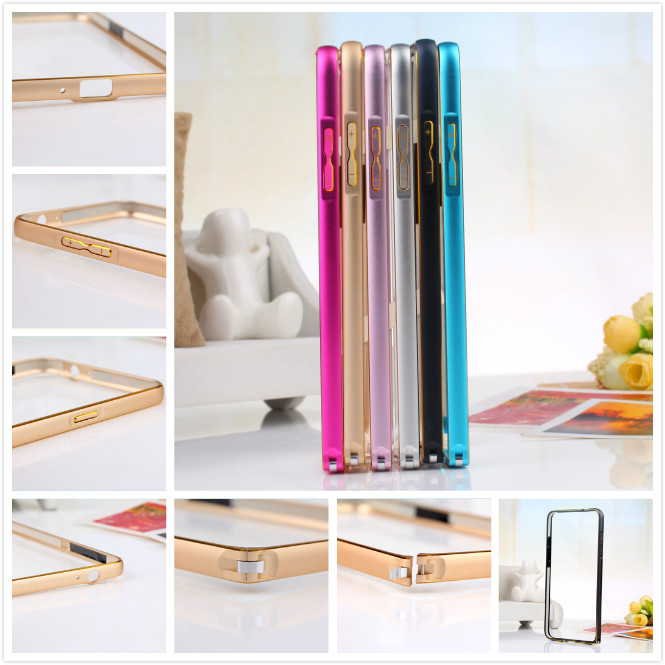 6 Colors To Choose Metal Hard Bumper Frame Case For Apple Iphone 5 5G 5S Ultra Thin Metal handset frame Hot Sales(China (Mainland))