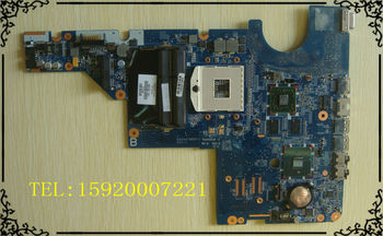 For HP/COMPAQ CQ42 CQ62 INTEL laptop motherboard 595183-001,100%Tested and guaranteed in good working condition!!