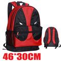 Deadpool Student Backpack Comics Superheros Red X men Shoulder School Bag Gift for Boys