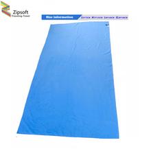 Zipsoft marca beach towel microfibra tela de secado rápido al aire libre de viaje natación deportes camping baño estera de yoga manta gimnasio 2017(China (Mainland))