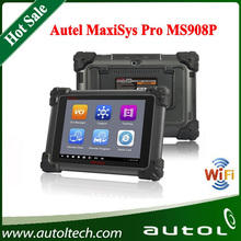 Autel MaxiSys Pro MS908P Auto Scanner with Prestigious Quality Perfect Diagnostic for Shops and Technicians DHL Free Shipping