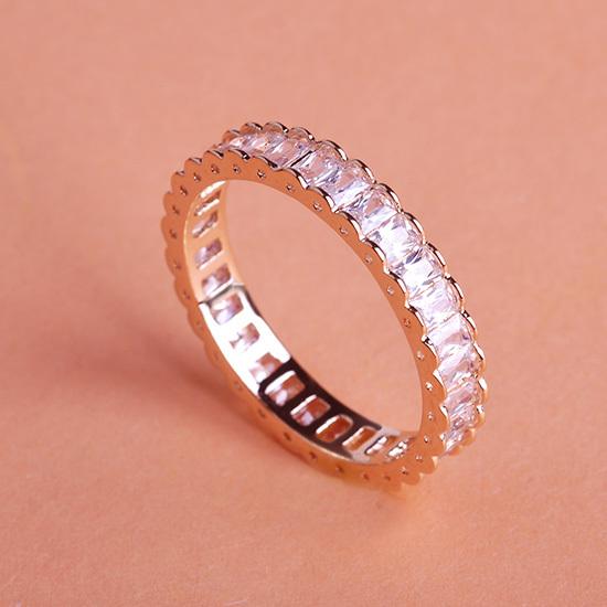 Kawaii Terrific White Women s Jewelry Ring Bridal Noiva Elegant Wedding Finger Ring O Perfumes For