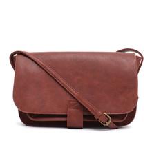 CEZIRA брендовая дизайнерская сумка на плечо женская сумка-мессенджер Женская Высококачественная веганская кожаная сумка с клапаном Женская ...(China)
