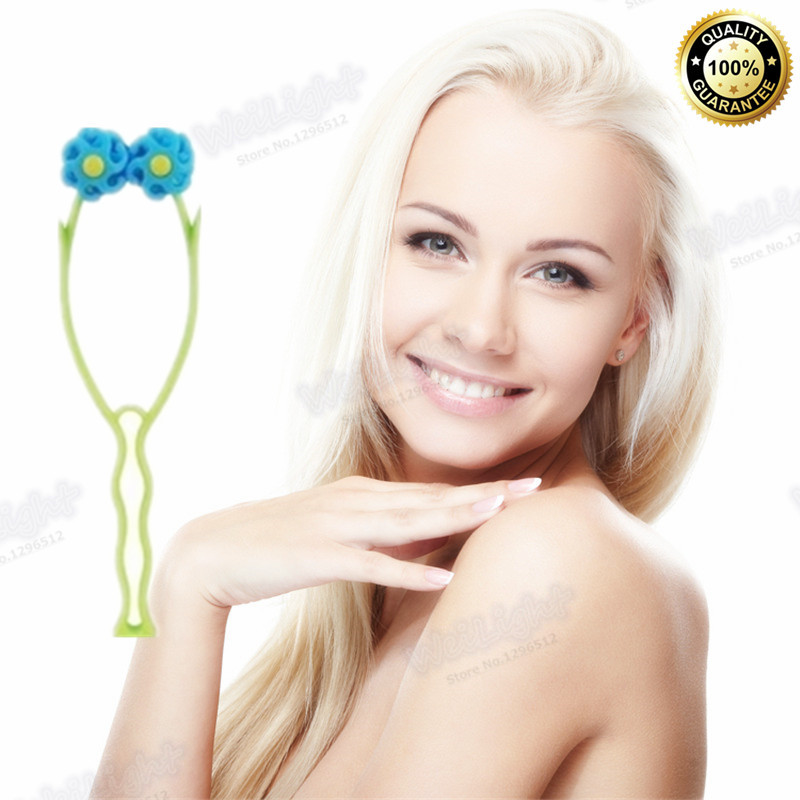 1 pcs New Thin Face ABS Roller Slimming massagers Skin Care Face Shape And Lift Reduce Double Chin Face massagers(China (Mainland))