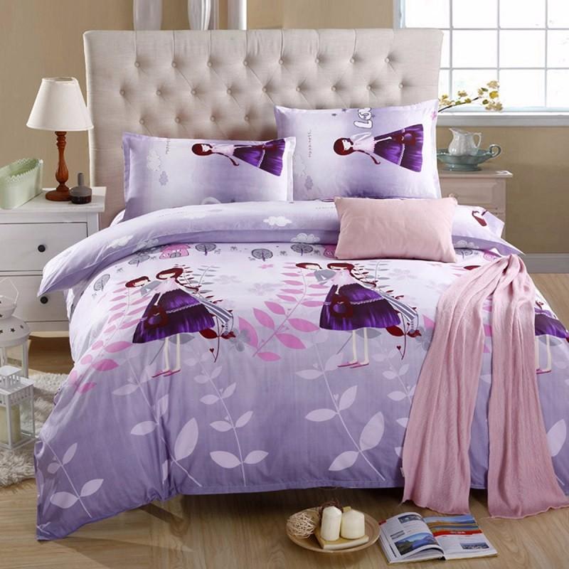 moderne pourpre literie promotion achetez des moderne pourpre literie promotionnels sur. Black Bedroom Furniture Sets. Home Design Ideas