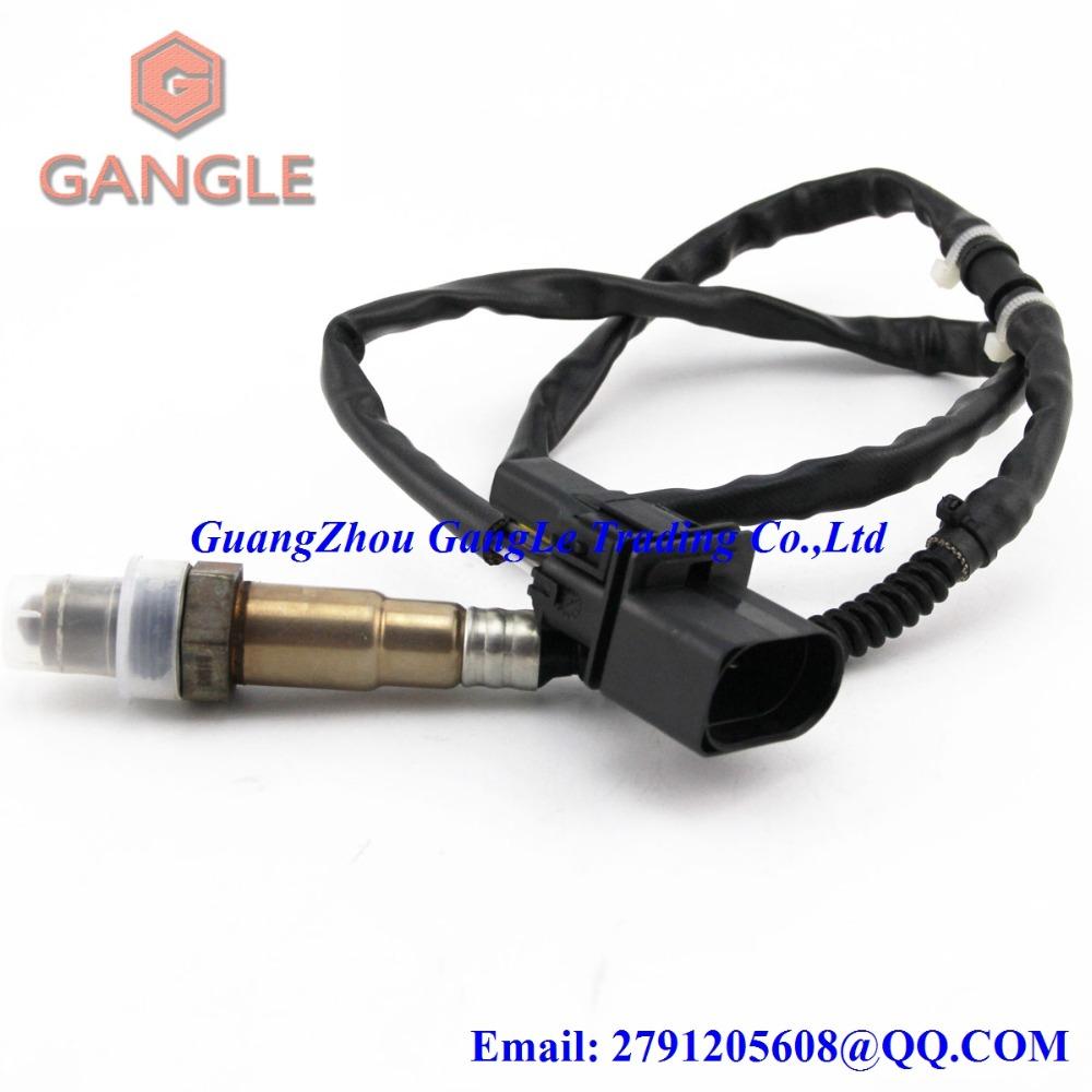 Oxygen Sensor O2 Lambda Sensor AIR FUEL RATIO SENSOR for GM HOLDEN COMMODORE VZ VE V6 COLORADO POSITION LATE 12575904(China (Mainland))