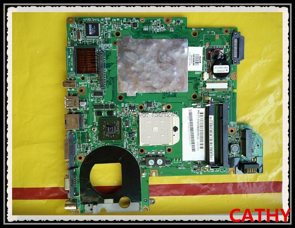 Free shipping for HP Pavilion DV2000 Laptop Motherboard 447805-001 431843-001 447806-001 100% fully TESTED(China (Mainland))