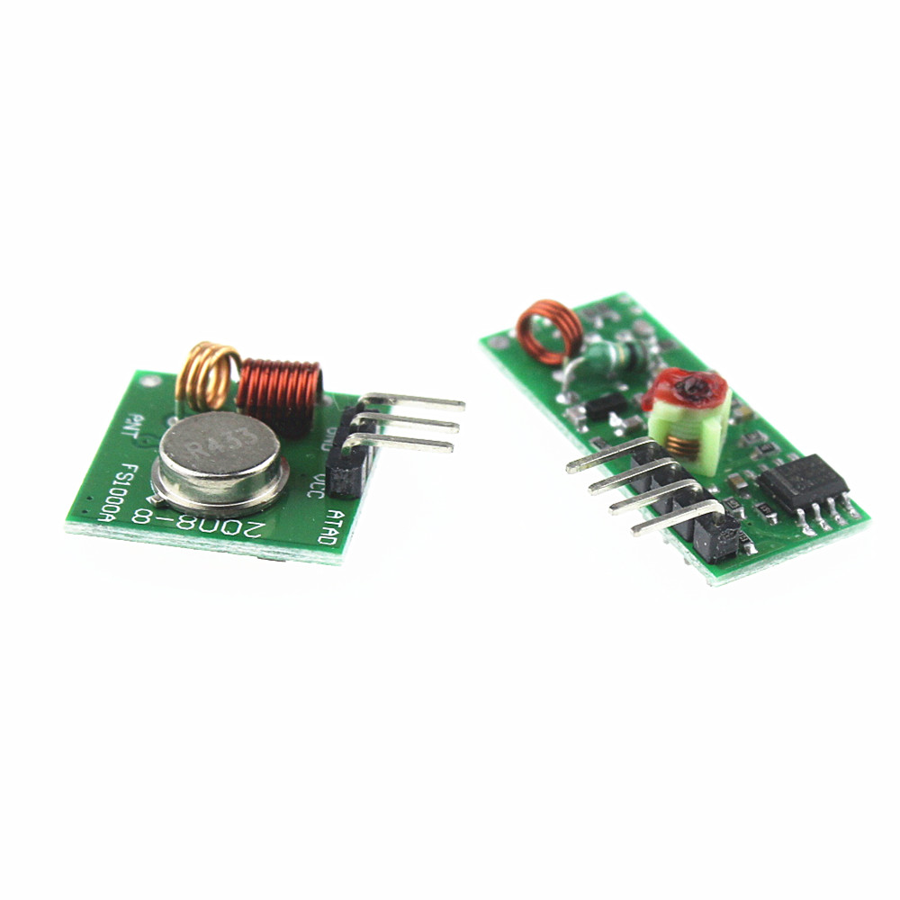 to ask promotion shop for promotional to ask on aliexpress com rf wireless receiver module transmitter module board for arduino super regeneration 315 433mhz dc5v ask ook