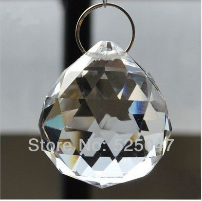 Crystal ball for crystal curtain partition entranceway light crystal pendants(China (Mainland))