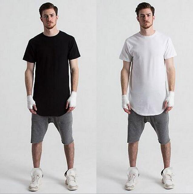Popular tall black man buy cheap tall black man lots from for Hip hop t shirts big and tall