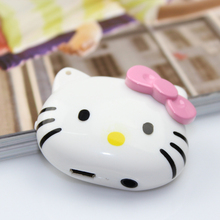 Mini Clip kitty Mp3 Player With TF Card Slot Electronic Products Fashion High Quality sports plastic mini MP3(China (Mainland))