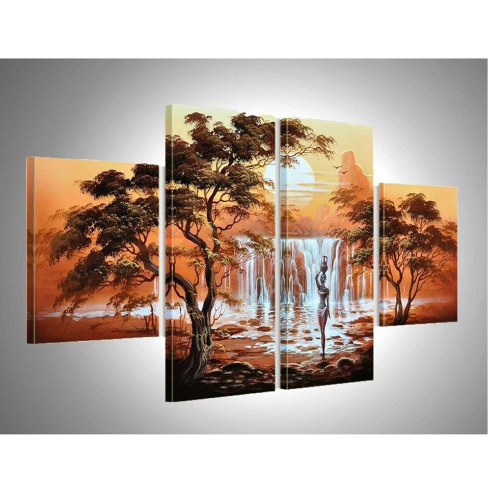 Online get cheap african american decor for Cheap household decor