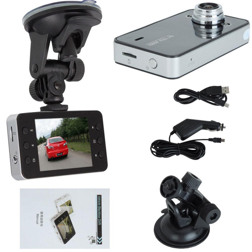 Hk6000 HD 1080 P корабля автомобиля DVR cam-видеорегистратор жк-рекордер видео из светодиодов ночного видения микро-hdmi черный ящик автомобиля камера FYDA0956