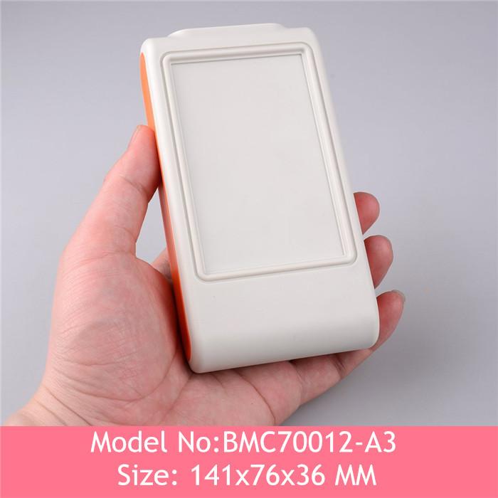 (4pcs/lot ABS Plastic  handheld plastic enclosure plastic electronic project case diy junction box 141*76*36mm<br><br>Aliexpress