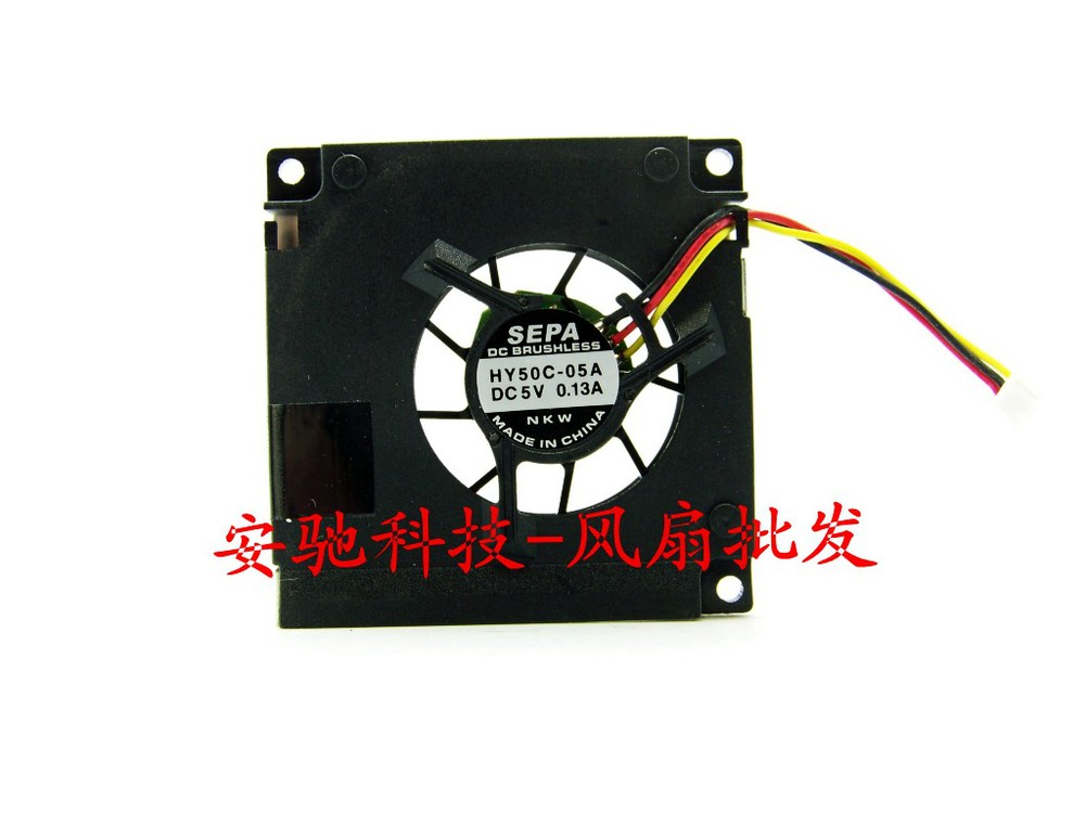New Original SEPA HY50C-05A 5V 0.13A for EPC netbook fan(China (Mainland))