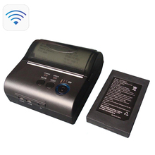 80mm Mini WIFI Printer Thermal Auot-cutter POS Receipt Printer