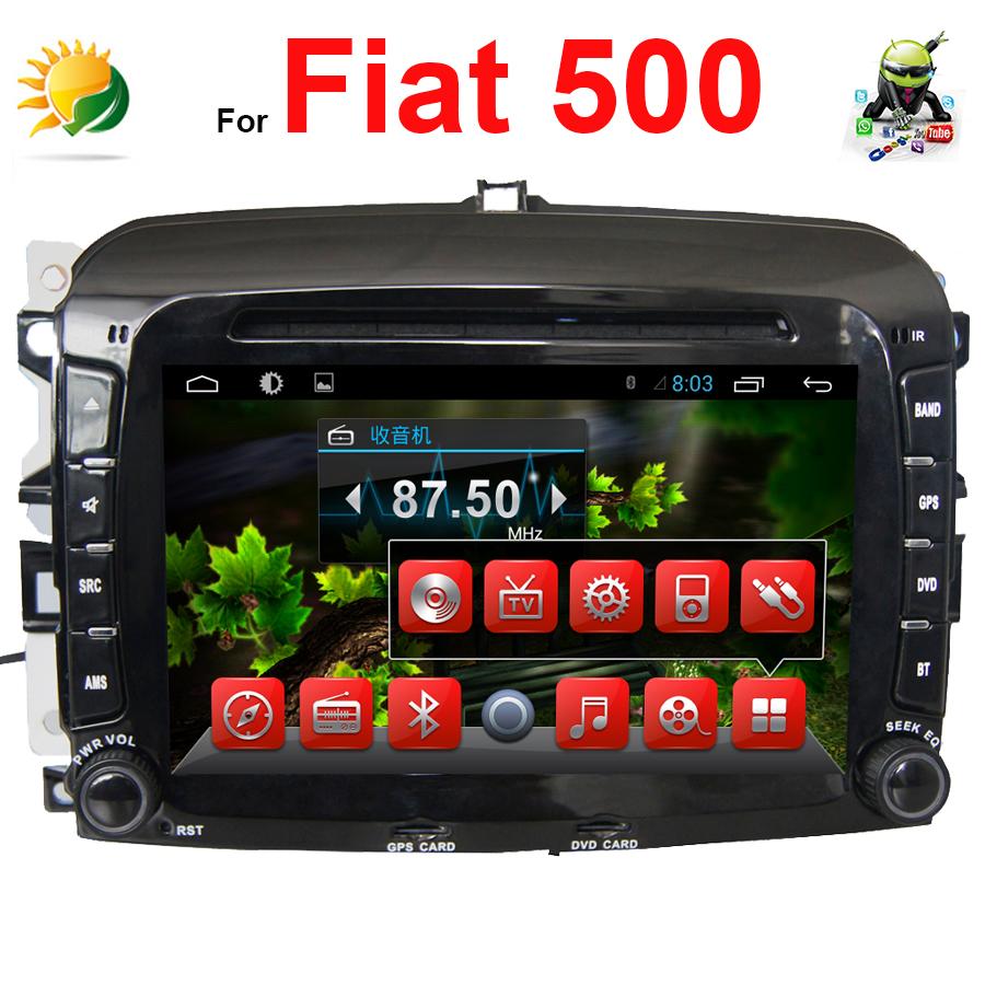 online buy wholesale fiat 500 gps navigation system from china fiat 500 gps navigation system. Black Bedroom Furniture Sets. Home Design Ideas