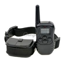 4 Mode 300m Remote Control Anti Barking Dog Training Collar