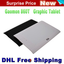Free Shipping New Gaomon 860T Digital Pen Tablets Graphic Tablet USB Drawing Tablet Extend to 64GB TF Card With Digital Pen(China (Mainland))