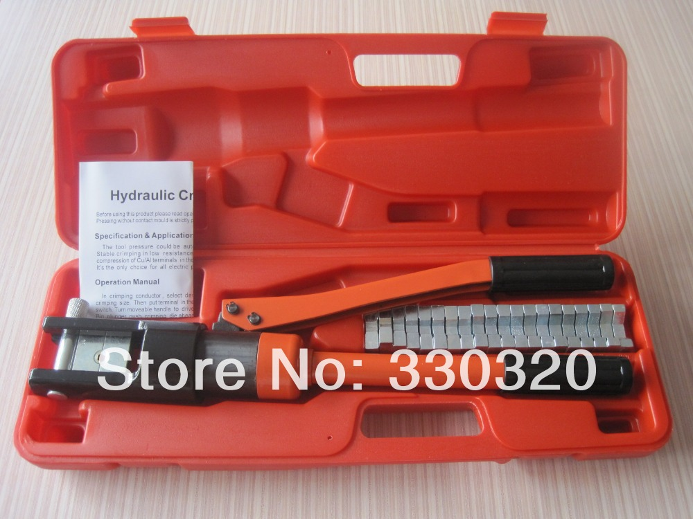 buy yqk 300 hydraulic crimping tool for crimping cable lug 16 300mm2 from. Black Bedroom Furniture Sets. Home Design Ideas
