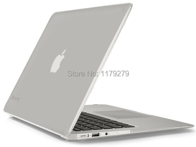 2in1 High transparent Clear Protective Case Cover for Mac Apple Macbook Air 13 11 + Silicone keyboard cover 11.6 13.3(China (Mainland))