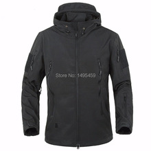 Army Tactical Jacket man Lurker Shark skin Soft Shell New TAD V4.0 Outdoor Military Coat men Jacket Waterproof Sport Clothing(China (Mainland))