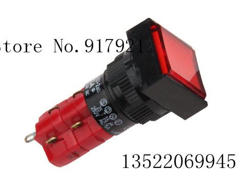 Здесь можно купить  [ZOB] Progressive Alliance button switch DECA genuine large stock D16LMS1-3AB rectangular three normally open three normally clo  Электротехническое оборудование и материалы