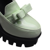 Туфли на высоком каблуке 2015 Skidproof Bowtie 34/43 size 34 -43