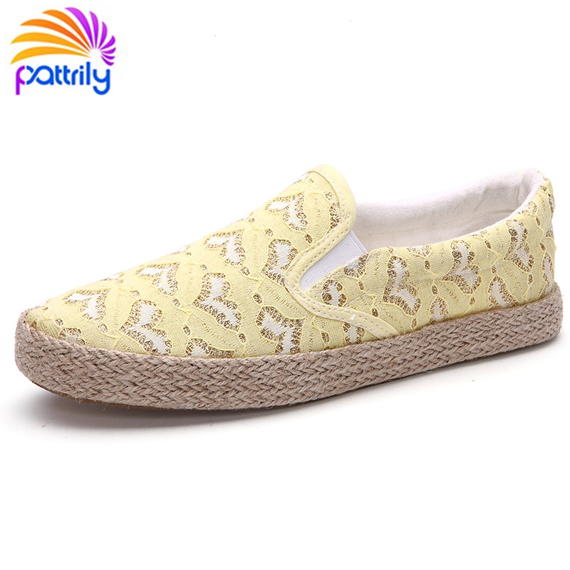 New fashion 2016 Upscale Suede Lace women shoes comfortable Breathable women casual shoes Top Quality durable Straw women shoes<br><br>Aliexpress