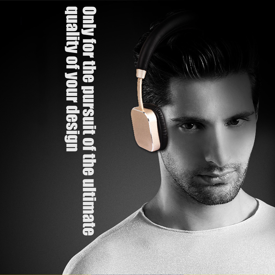 TTLIFE New Arrival A900BL Bluetooth Headphones Super Deep Wireless Smart Headband With Microphone 3D Surround Stereo Sound