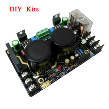 Buy Classic LM1875 20W+20W Audio Power Amplifier Board Speaker Protection Warm Sound Bile Fever Circuit DIY KITS for $22.76 in AliExpress store