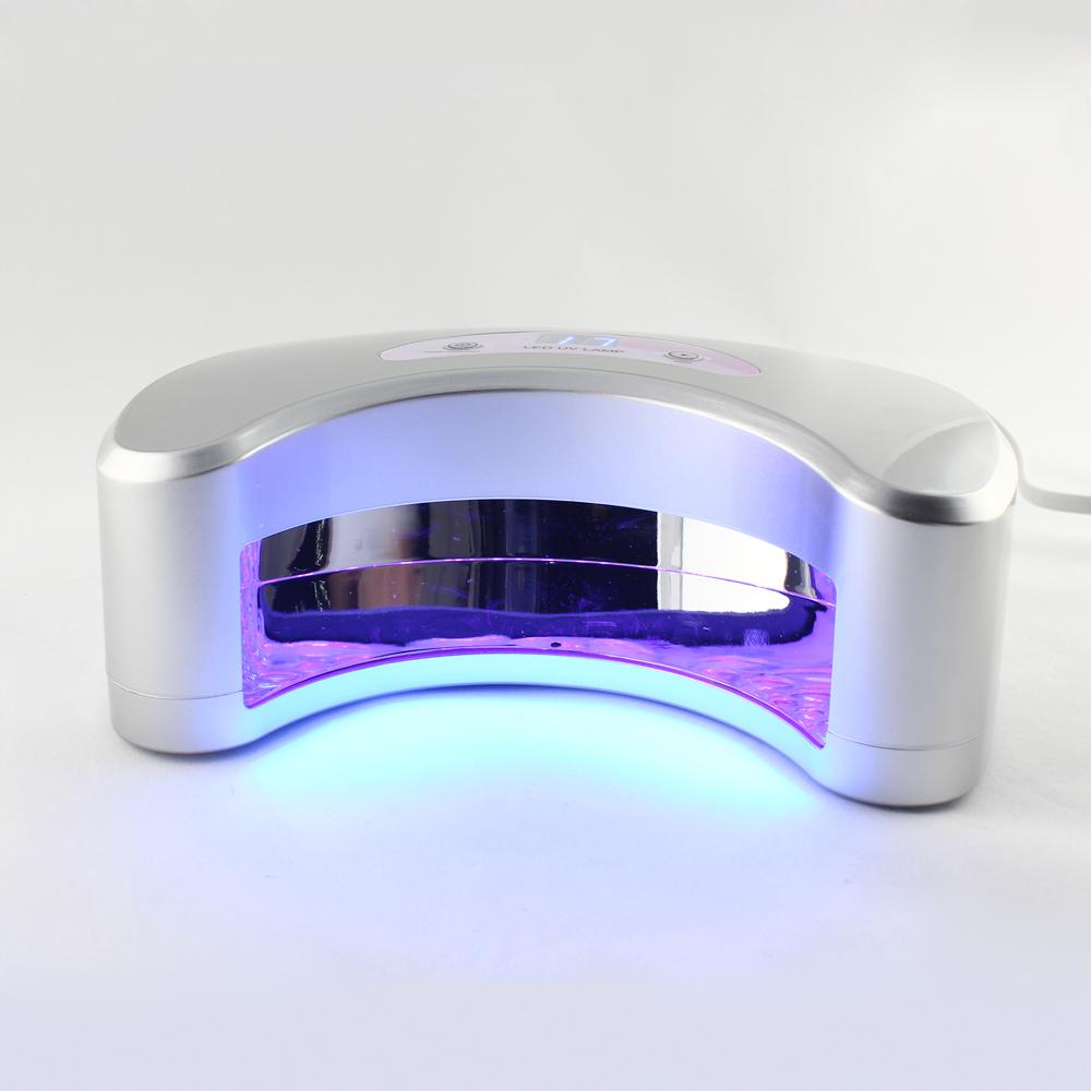 buy 12pcs lot 18w led uv gel curing lamp moonlight nail curing light. Black Bedroom Furniture Sets. Home Design Ideas