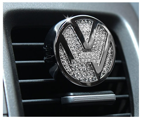 Logo Logo With Drilled Perfume Diamond Car Perfume Car Perfume Manufacturers Selling Special Car-styling(China (Mainland))