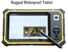 "Buy China brand IP67 Original induction Rugged Android tablet PCs phones 8"" 8 inch GNSS Surveying GPS GLONASS RTK LF UHF RFID 3G FM for $556.98 in AliExpress store"