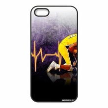 LA Kobe Bryant Mamba Moto X1 X2 G1 G2 E1 Razr D1 D3 BlackBerry 8520 9700 9900 Z10 Q10 cell phone - Cases Groups Co., Ltd store