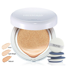 Air Cushion BB Cream Concealer Moisturizing Foundation Makeup Bare Strong Whitening Face Beauty Makeup Sunscreen Concealer(China (Mainland))