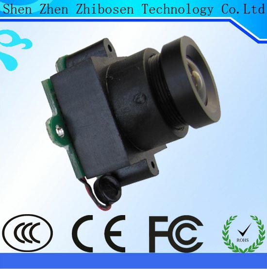 pinhole ip camera 520TVL Mini CCTV Camera (0.008Lux,wide view angle) night vision best selling MC495A video and audio ZBS495(China (Mainland))