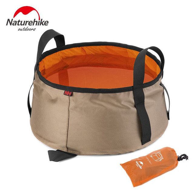 10L Ultralight Nylon Folding Water Bag