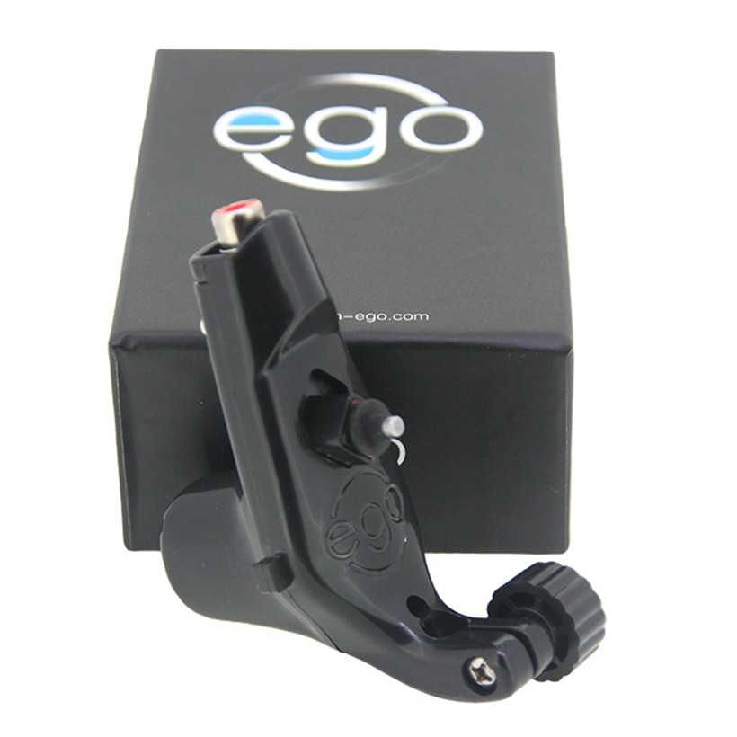 EGO Rotary Tattoo Machine Black New Style Lightweight Tattoo Motor Gun Permanent Makeup Exercise machine For Beginner(China (Mainland))