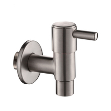 304 stainless steel wall mounted bib tap mop pool taps bathroom faucets(China (Mainland))