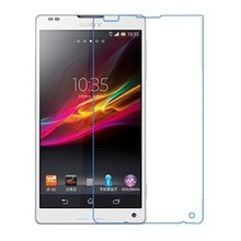 Ultra Clear HD Front LCD glossy Screen Protector Screen protective Film For Sony Xperia ZL X ZQ L35H C6502 C6503
