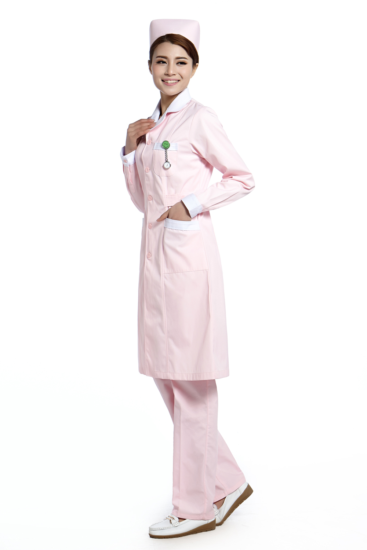 2015 OEM nurse uniform women nurse uniform hospital white nursing scrubs factory direct sale(China (Mainland))