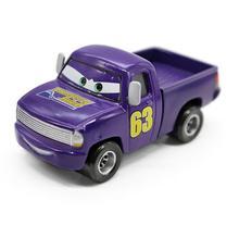 A01-0327 Funny Pixar Cars diecast figure toy Alloy Car Model for kids children Toy car-NO.63 purple Mater 1pcs