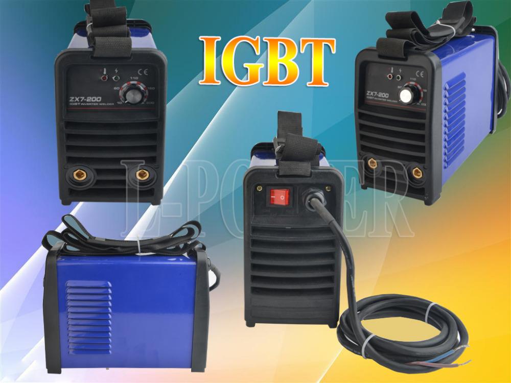 Установка для дуговой сварки L-POWER IGBT DC zx7/200 ZX7-200 установка для дуговой сварки betty ac 110v 220v igbt zx7 200