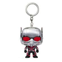 Vingadores Thanos 3 Infinito Guerra Visão Do Homem Aranha Homem De Ferro Capitão América Thor Hulk Loki grootted Formiga Brinquedo Figuras de Ação Chaveiro(China)