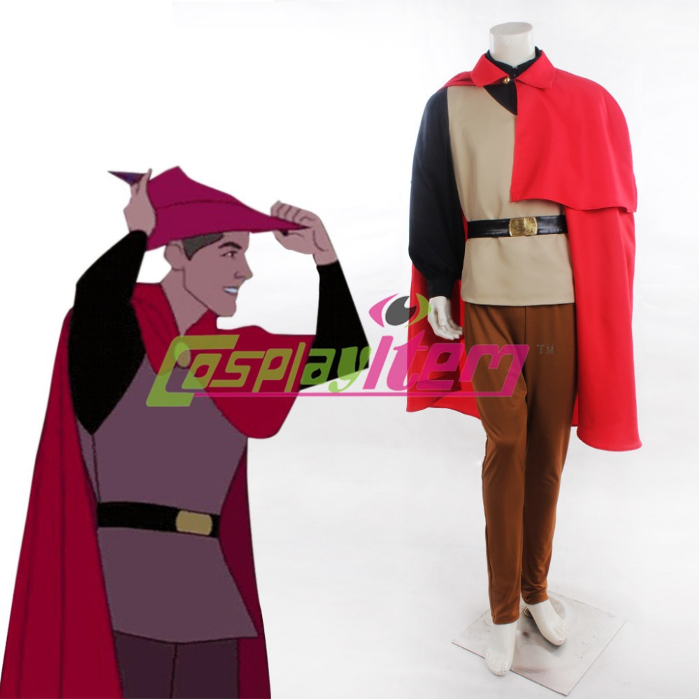 Nonsense! Adult sleeping beauty costume confirm